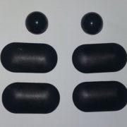 Амортизаторы сиденья и крышки Jacob Delafon Reve ETA094-02
