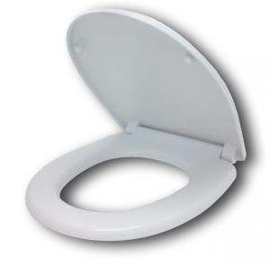 Сиденье с крышкой для унитазов Santek Бореаль / Родос с микролифтом 1WH302050