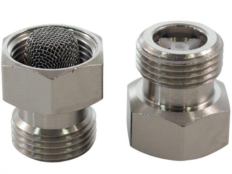 Обратные клапана с грязевым фильтром Oras