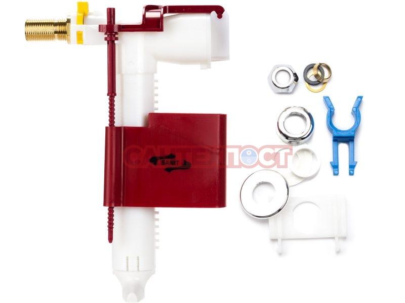 Универсальный впускной клапан Sanit для инсталляции 25.001.00..0000