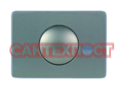 Кнопка слива Sanit S704 16.704.00.0000 хром/матовый хром