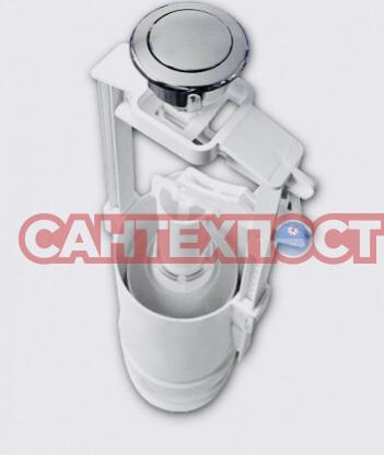 Сливной механизм для бачка Azzurra B19002F/40 cr