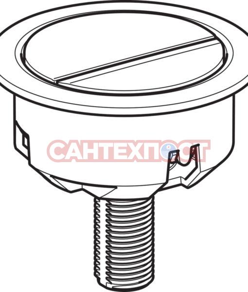 Кнопка для сливного механизма унитаза Geberit 243.627.21.1